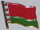 Belarus Country Flag Enamel Pin Badge